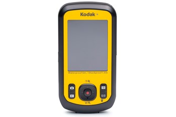 Kodak PIXPRO SPZ1-YL Waterproof Digital Camcorder