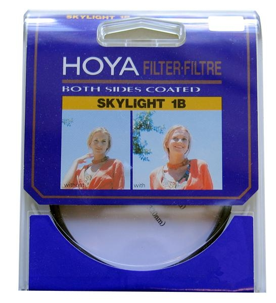 Hoya 55mm 1B Skylight Filter