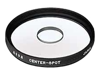 Hoya 58mm Center Spot Glass Filter