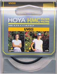 Hoya 62mm UV (0) HMC Haze Filter
