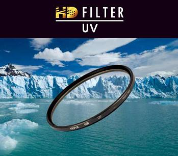 Hoya 72mm UV (0) HD (High Definition) Digital Filter