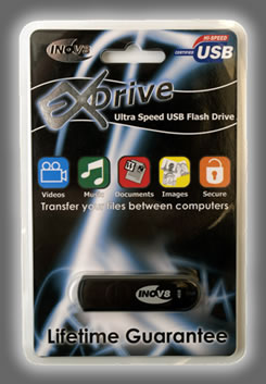 Innovate Inov8 1GB USB 2.0 EX Drive