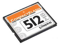 Kingston 512MB Compact Flash (CF) Card
