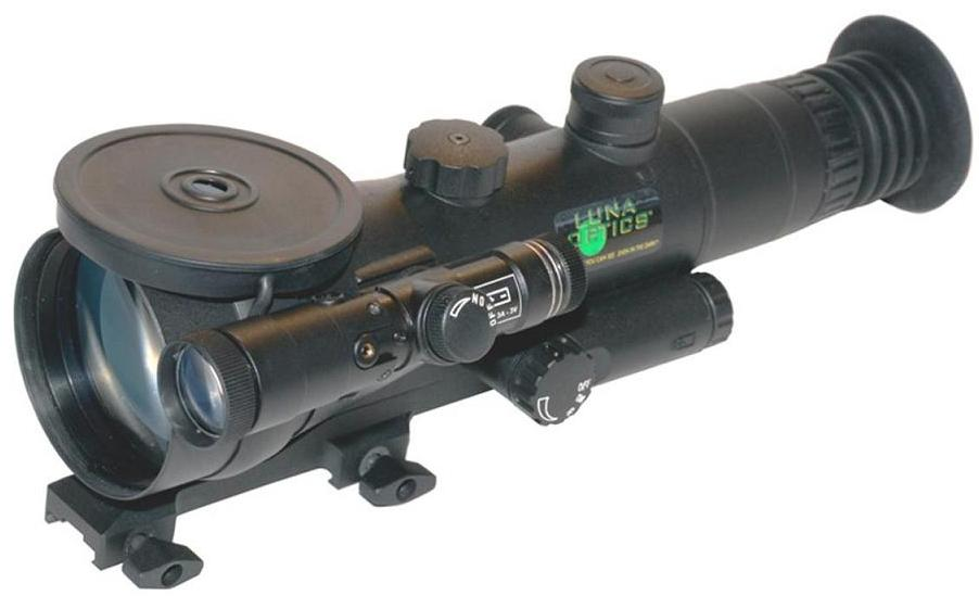 Luna Optics LN-PRS40M Premium Night Vision 4x Riflescope