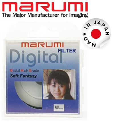 MARUMI 58MM DHG Soft Fantasy Filter