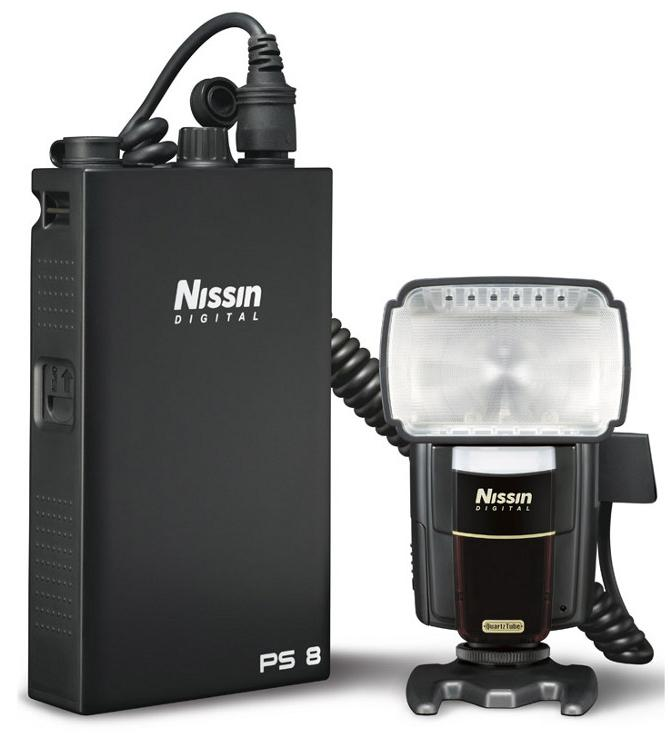 Nissin Power Pack PS8 for Canon
