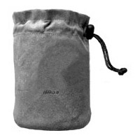 Nikon CL-S2 Fabric Lens Pouch for Selected Nikon Lenses