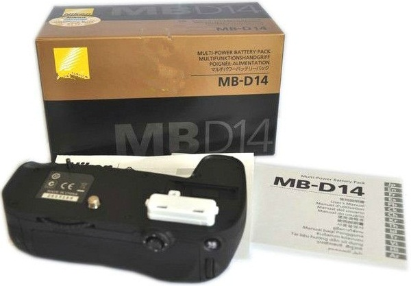 Nikon MB-D14 Battery Grip For D600 Camera