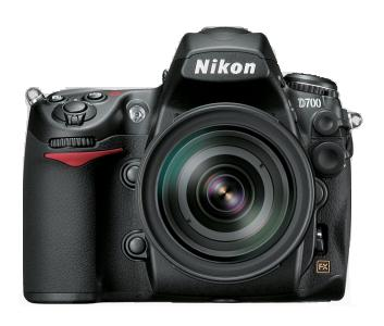 Nikon D700 Digital SLR FX-Format 12.1MP Camera