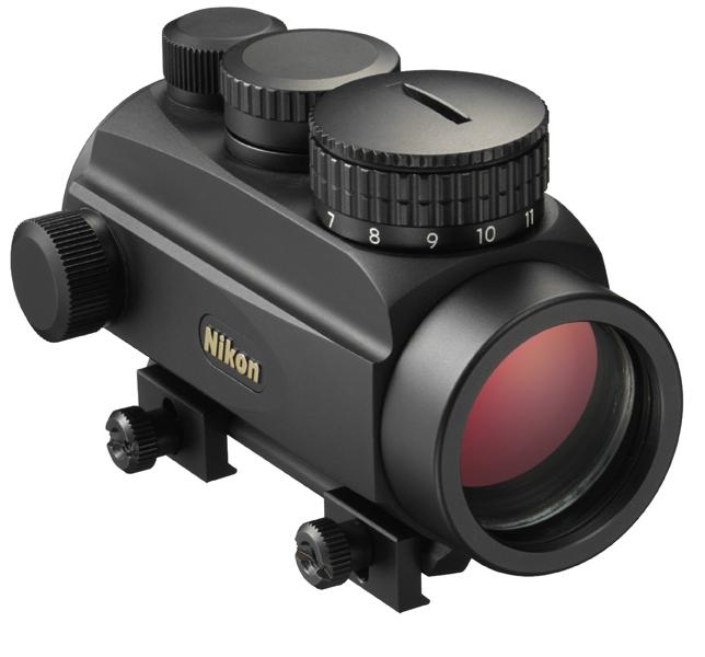 Nikon Monarch Dot Sight 1x30S VSD Reticle Riflescope