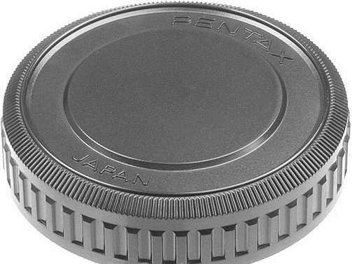 Pentax Lens Cap Rear for Pentax 645 and 645N Cameras (Replacement)