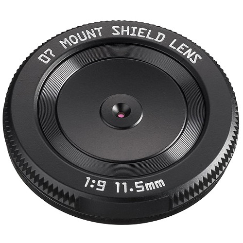Pentax 07 Mount Shield 11.5mm F9 Lens