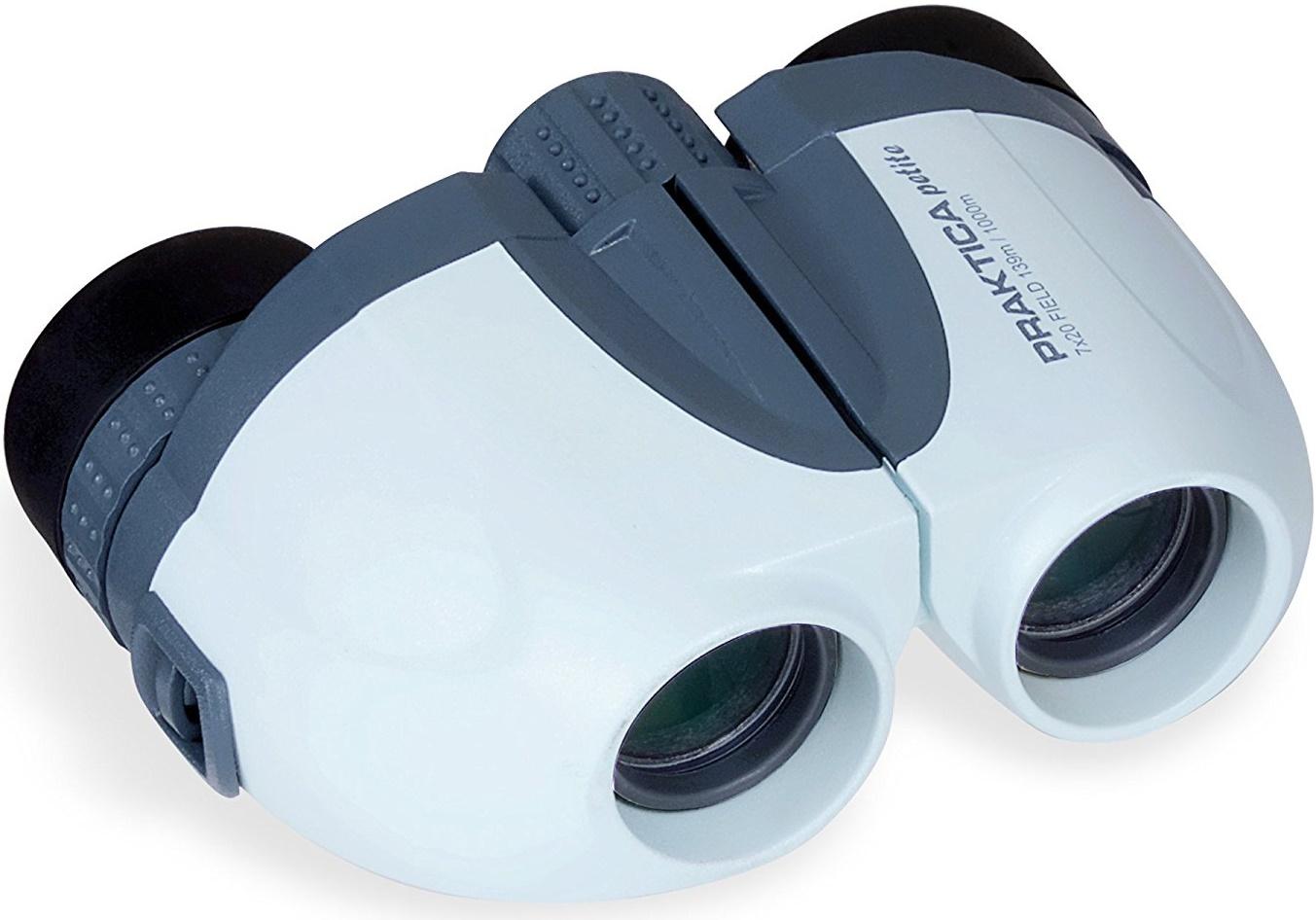 Practika petite 7x20mm binoculars white u390720 w £42.90 london
