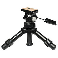 Slik Mini Pro V Table-Top Tripod with Pan Head