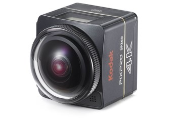 Kodak PixPro SP360 360 Degree 4K Action Cam Dual Pro Pack