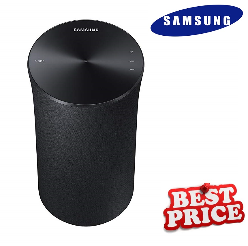 Samsung WAM1500 R1 Wireless Audio 360 Multiroom Smart Speaker Black