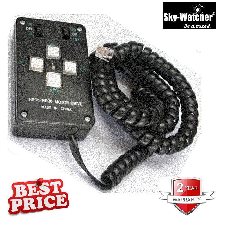 Sky-Watcher HEQ5 / EQ6 Handset