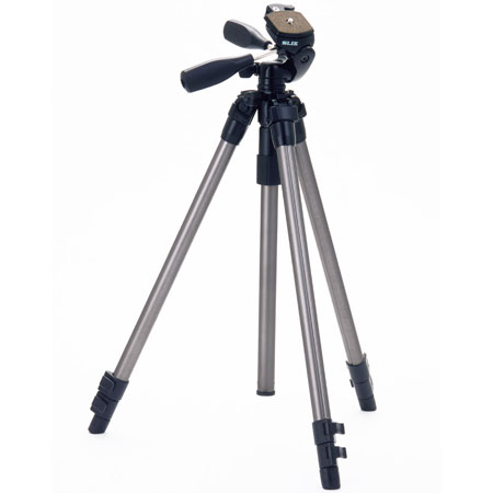 Slik Pro 330DX Tripod with 3-Way Pan / Tilt Quick Release Head
