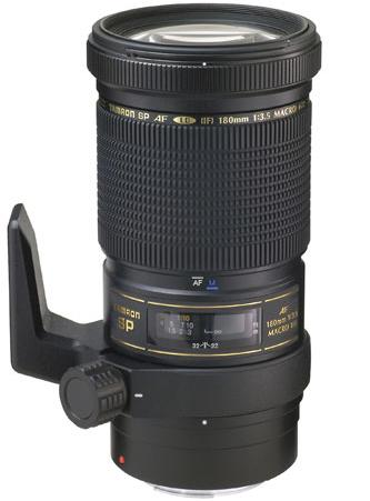 Tamron 180mm Di Macro f3.5 LD-IF AF (Canon-Fit) Telephoto Lens