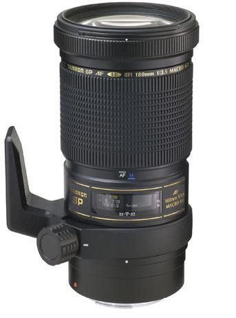 Tamron AF 180mm LD-IF/Di F3.5 Macro Lens for Nikon Cameras