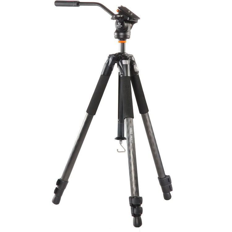 Vanguard Abeo 283CV Carbon Fiber Tripod with PH-114V Pan Head
