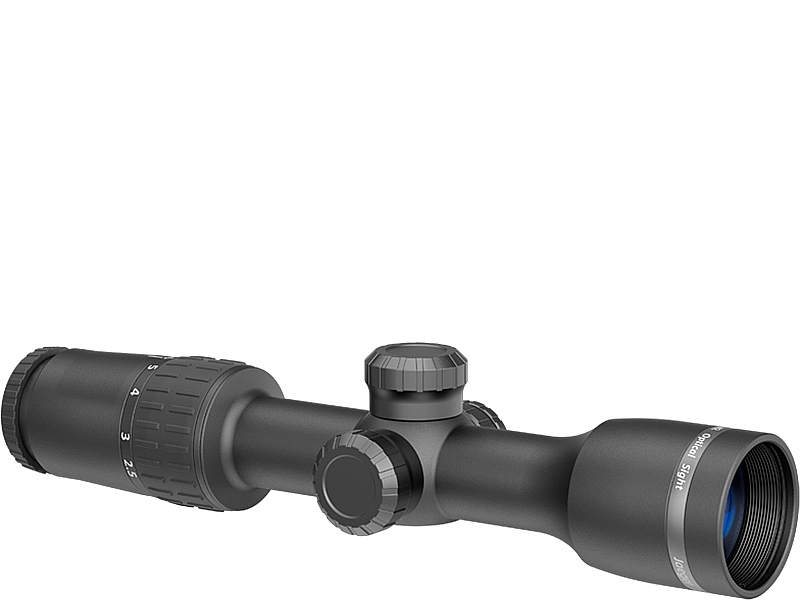 Yukon Jaeger 1.5-6x42 Day Optical Sight (T01i Reticle) Riflescope