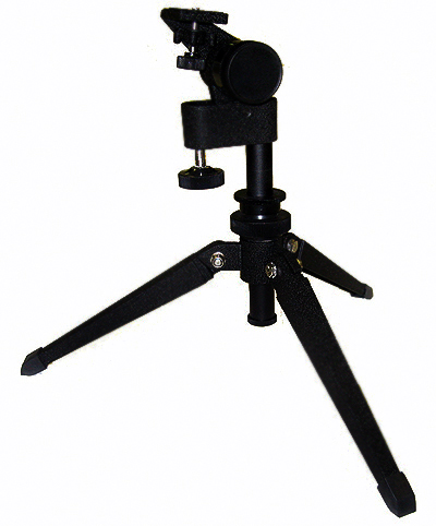 Acuter Deluxe Micro Adjustable Tabletop Tripod