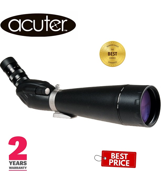 Acuter DS-PRO DS 22-67x100 Angled WP Dual Speed Spotting Scope