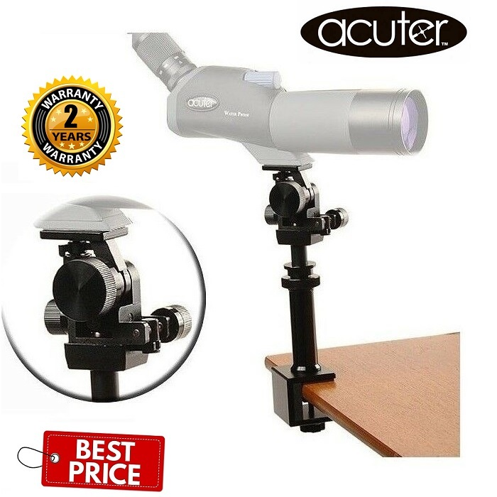 Acuter Micro Adjustable Table/Window Sill Mount