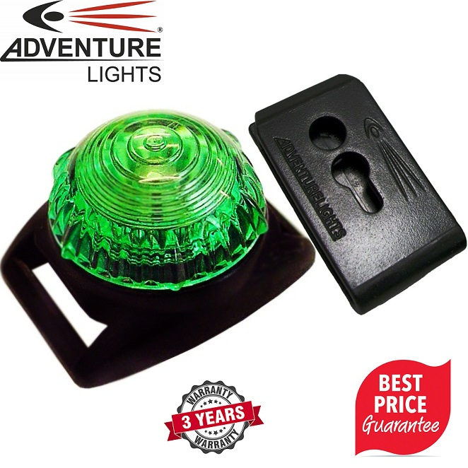 Adventure Lights Guardian Expedition Light Green
