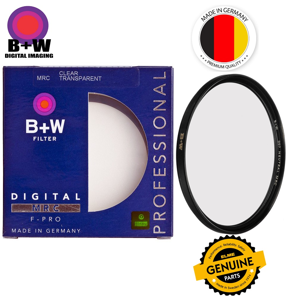B+W 46mm MRC F-Pro 007M Clear Filter