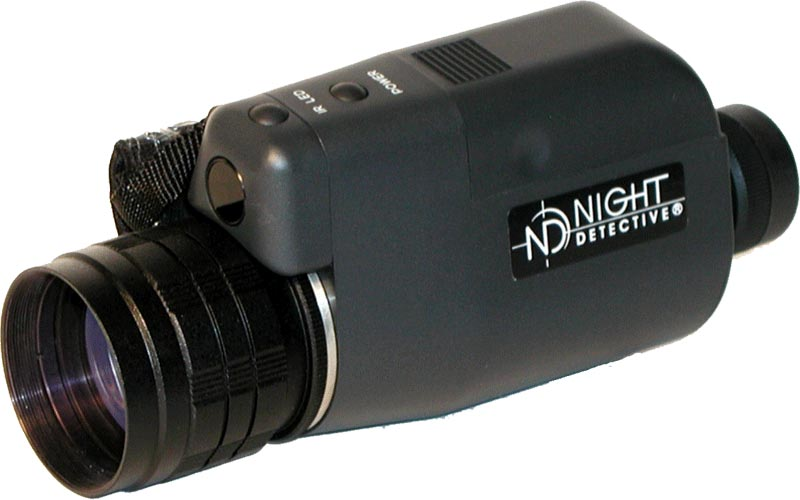 Night Detective QUEST 3 Night Vision Monocular