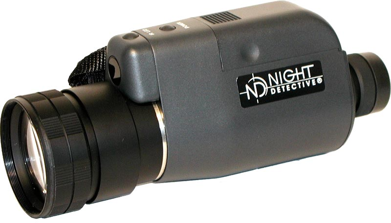 Night Detective QUEST-5 Night Vision Monocular