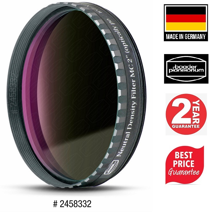 Baader 2-inch Neutral Density ND 3.0 Multicoated Filter