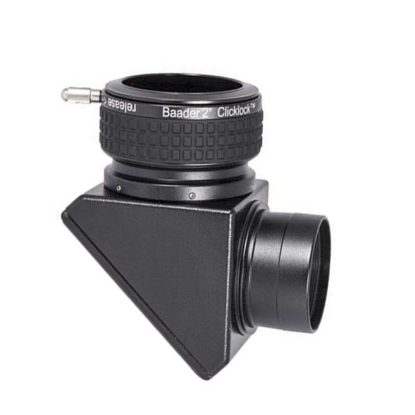 Baader 2 Inch BBHS Mirror Diagonal With 2 Inch ClickLock-Clamp
