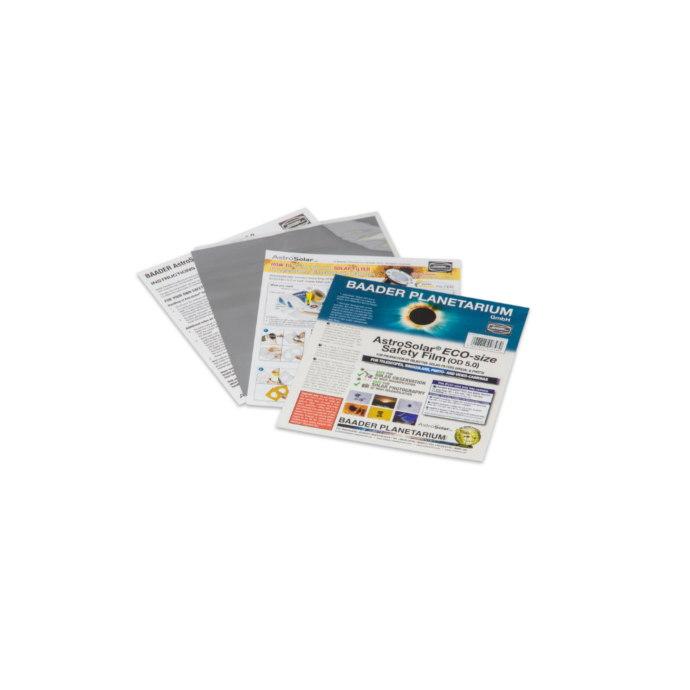 Baader AstroSolar 5.0 140x155mm Eco-size Safety Film