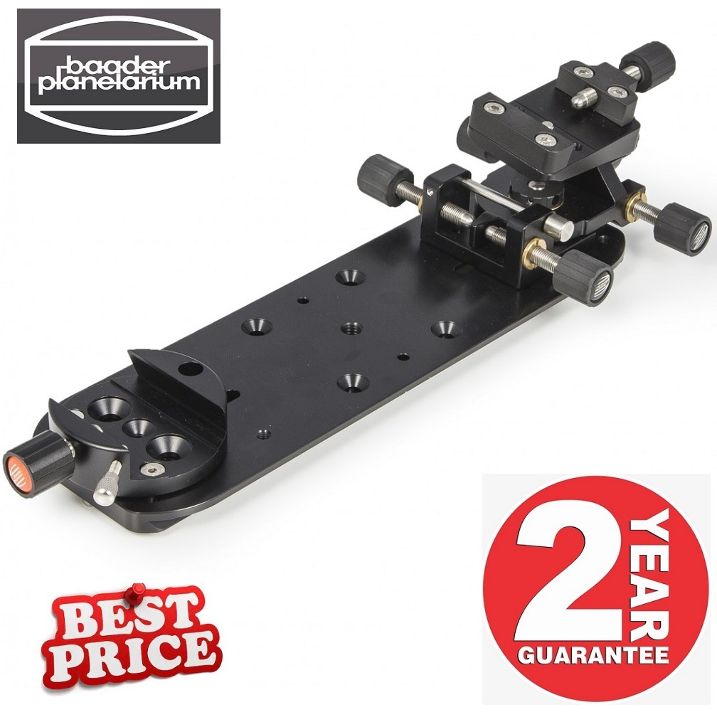 Baader Mounting Plate For Guidescope Rigs
