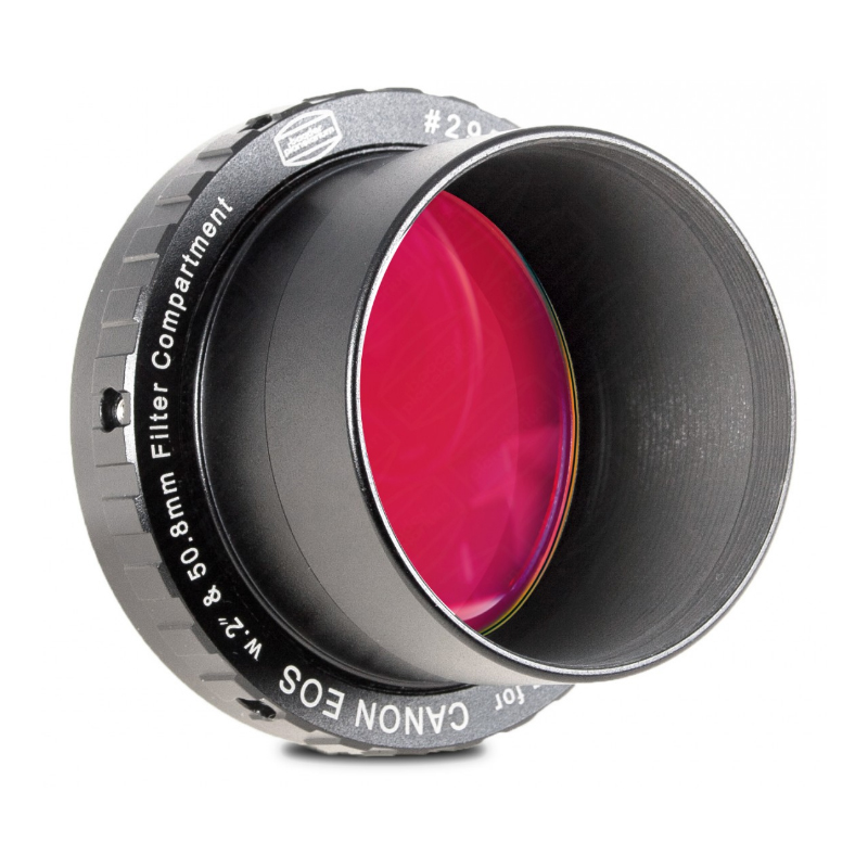 Baader Protective Canon EOS T-Ring With H-alpha 7nm Filter