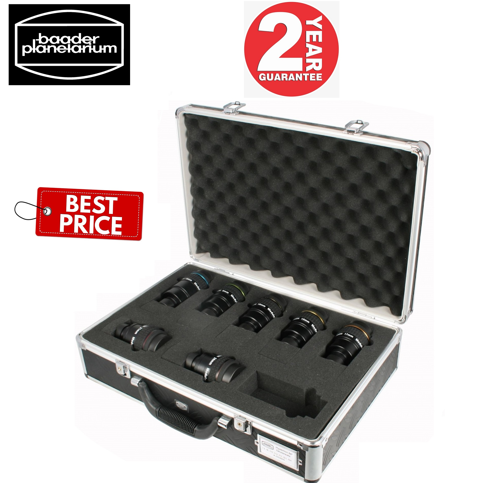 Baader Protective Carry Case For Hyperion Eyepieces