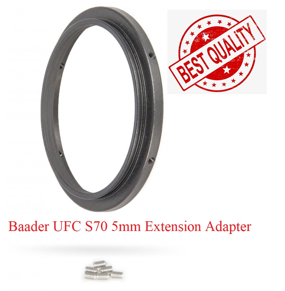 Baader UFC S70 5mm Extension Adapter