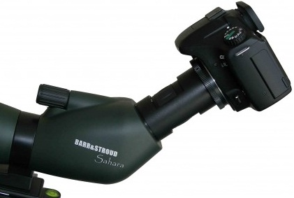 Barr and Stroud Spotting Scope Photo Adapter