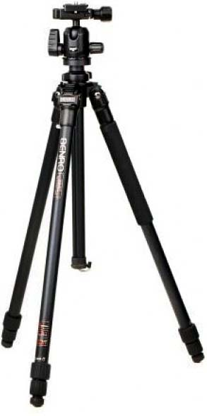Benro A1580TN1 New Classic Aluminium Tripod With N1 Ball Head