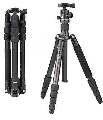 Benro A2692TB1S Travel Angel II Twist Lock Aluminium Short Tripod Kit