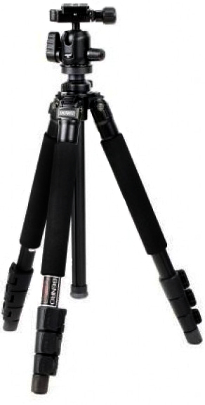 Benro A350FN0 Aluminium Universal Tripod With N0 Ball Head