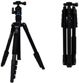 Benro AIT25 Aluminium Travel Series Tripod Kit