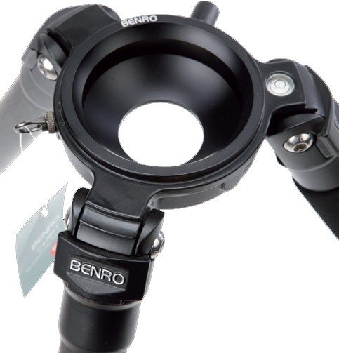 Benro BA75 Bowl Adapter For C3770T and C3780T Tripods