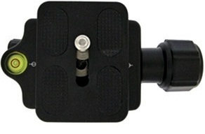 Benro N00 Dual Action Ball Head With PU50 Quick Release Plate