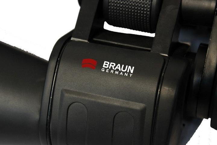 Braun 10-30x60 HLV and Zoom Variable Magnification Binocular