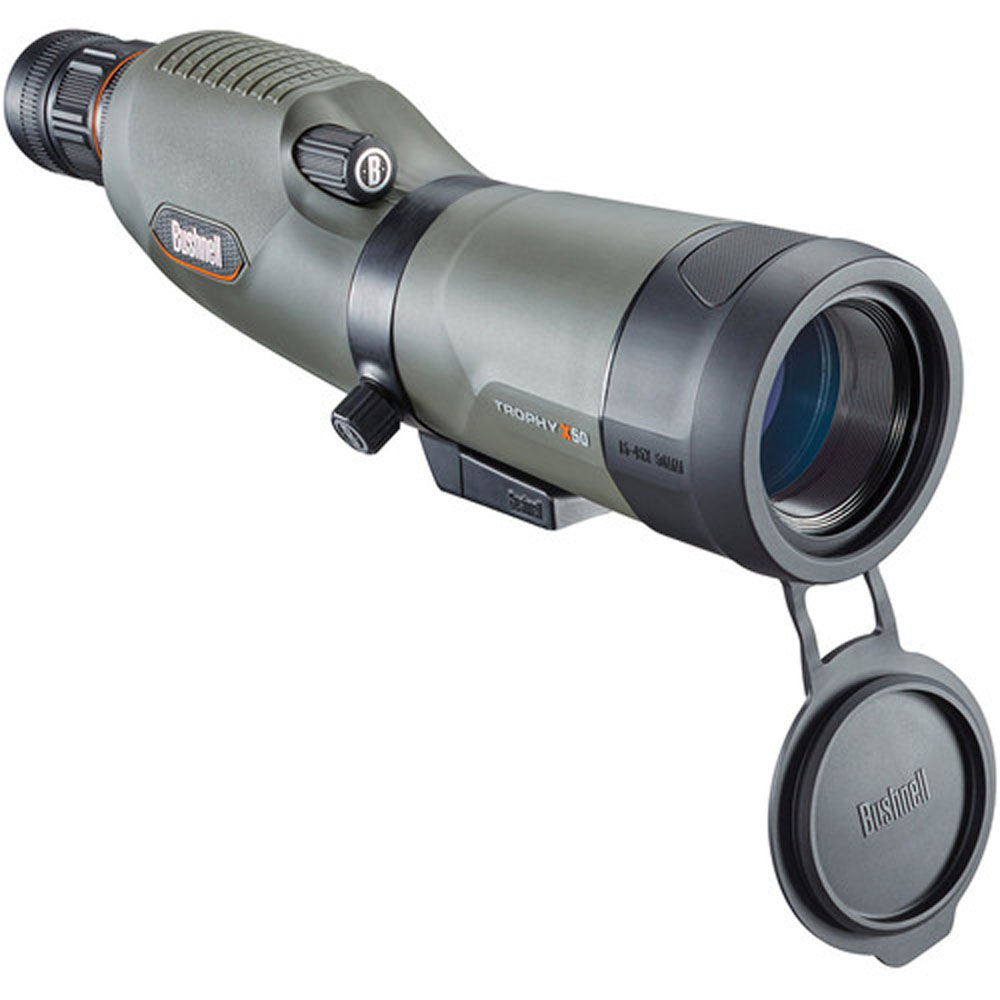 Bushnell 16-48x50 Trophy Xtreme Straight Viewing Spotting Scope