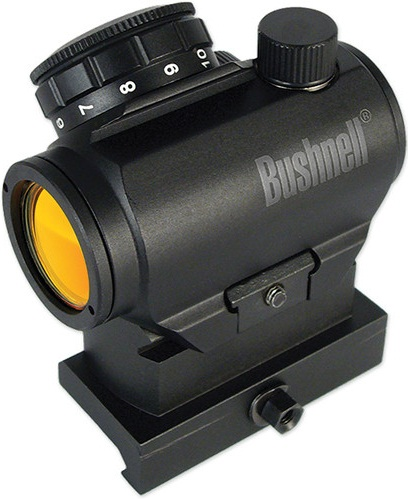 Bushnell 1x25 AR Optics TRS-25 HiRise Red Dot Sight